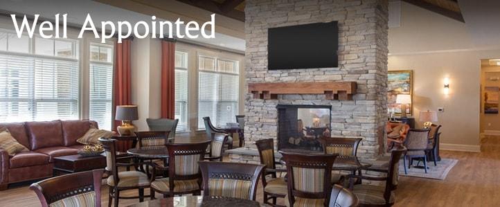 Apartment Amenities in Harrisonburg
