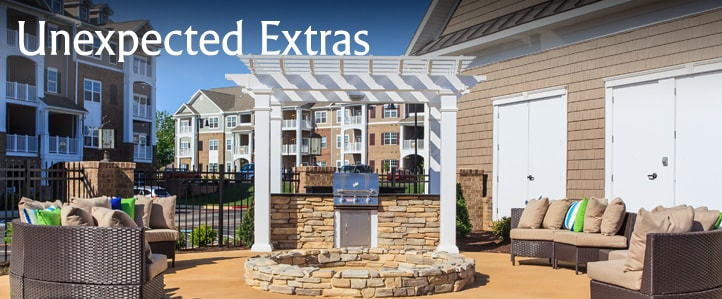 Luxury Apartments in Harrisonburg
