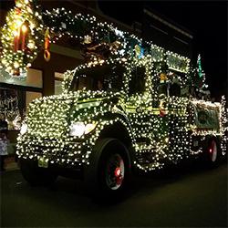 Harrisonburg Holiday Parade