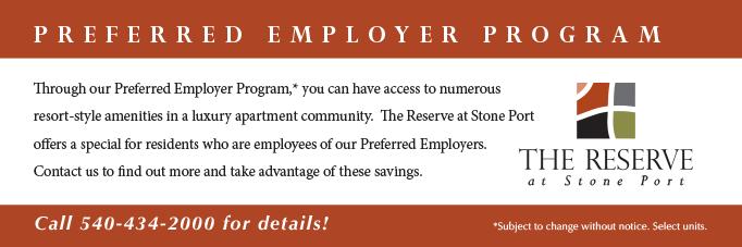 Stone Port Employer Program