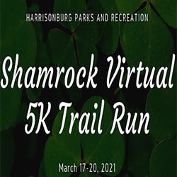 Shamrock Virtual 5K Trail Run