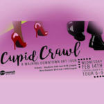 Cupid Crawl: Walking Downtown Art Tour