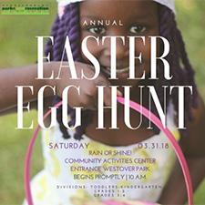 Harrisonburg Easter Egg Hunt