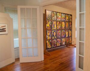 The 150 Franklin Street Gallery in Harrisonburg