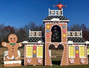 Christmas Wonderland in Harrisonburg, VA