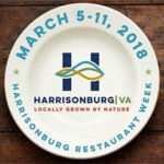 Harrisonburg Restaurant Week