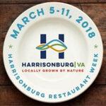 Harrisonburg Restaurant Week