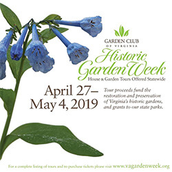 Historic Garden Week: Harrisonburg