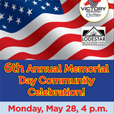 Memorial Day Community Celebration