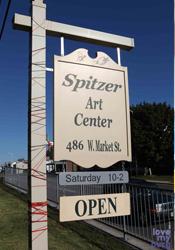 Spitzer Art Center Harrisonburg Art Center