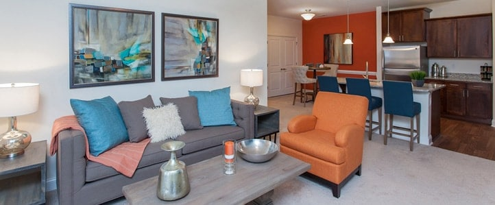 Apartments in Harrisonburg - The Reserve at Stone Port