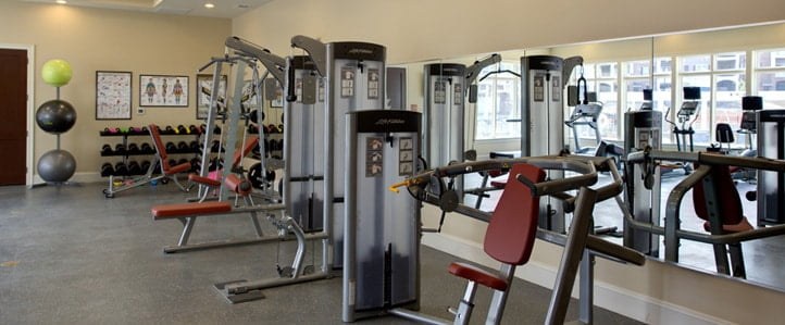 Harrisonburg Apartments with Gym