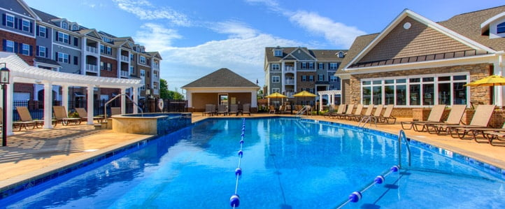 Harrisonburg Apartments with Pool