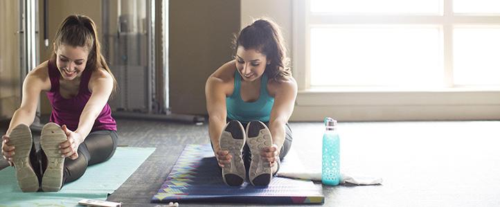 Harrisonburg Apartment Fitness Center